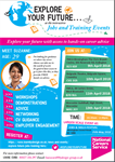Explore Your Future events help job seekers in the West Midlands