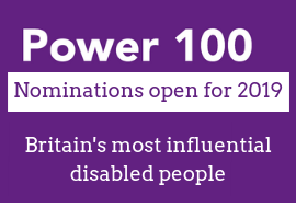 Who is Britain's most influential disabled person? Nominations open today