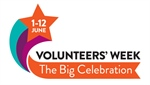 Celebrate Volunteers' Week: 1-12 June