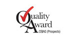 Prospects Quality Award in CEIAG