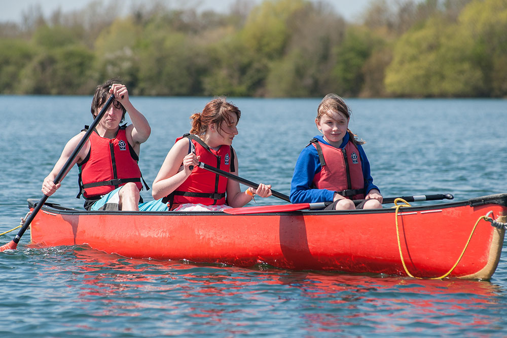 South Cerney Outdoor Centre Open Day