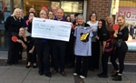 Over £1,000 raised in Taunton for Pudsey