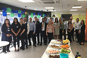 Leicester Hub on Employability Day