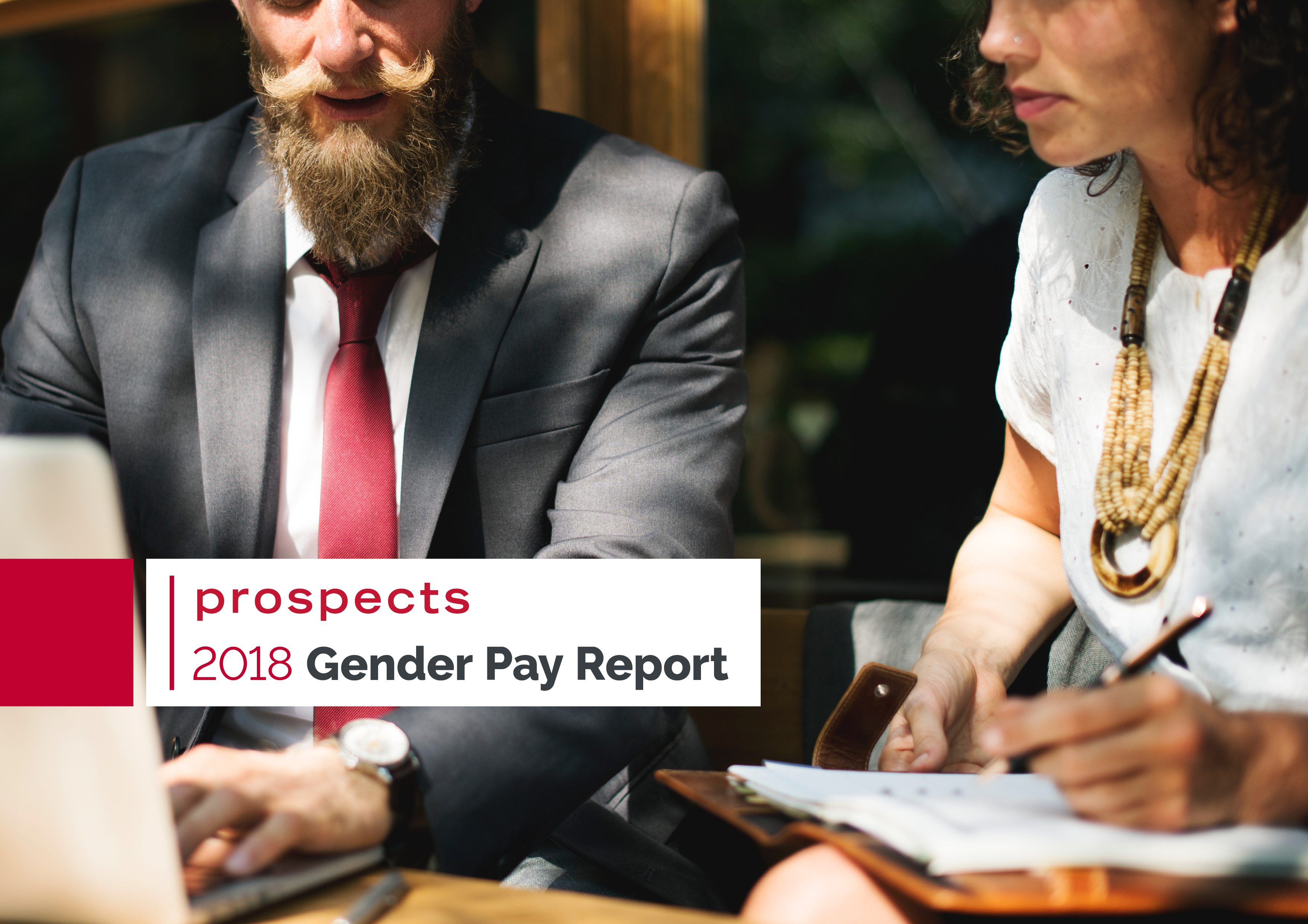 Prospects Gender Pay Report 2018