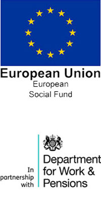 European Social Fund and Department for Work & Pensions