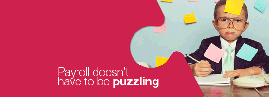 Payroll doesn't have to be puzzling